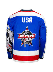 PBR Global Cup USA Sublimated Performance Youth Jersey