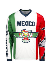 PBR Global Cup Mexico Sublimated Performance Youth Jersey