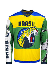 PBR Global Cup Brasil Sublimated Performance Youth Jersey