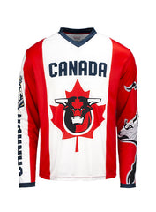 PBR Global Cup Canada Sublimated Performance Youth Jersey