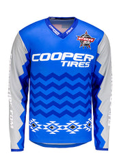PBR Cooper Tires Native American Jersey