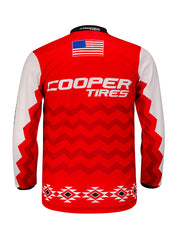 PBR Cooper Tires Native American Youth Jersey