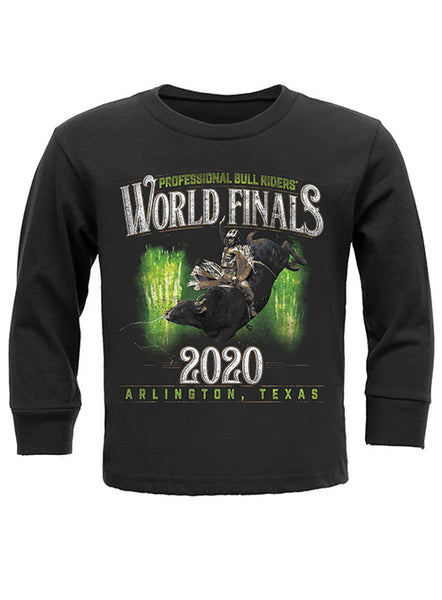 2020 PBR World Finals Youth Long Sleeve