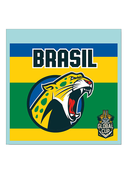 PBR Global Cup Brasil Decal