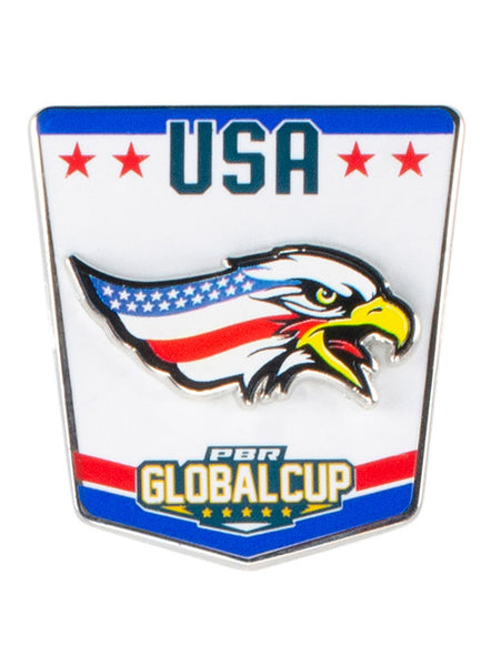 USA Eagles Global Cup Hatpin