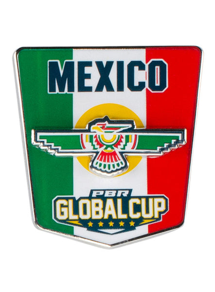 Mexico Global Cup Hatpin
