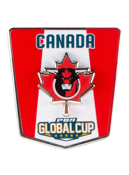 Canada Global Cup Hatpin