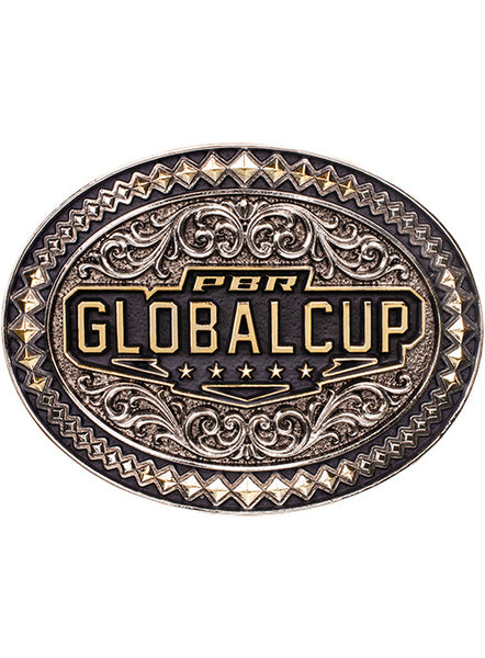 Global Cup Belt Buckle