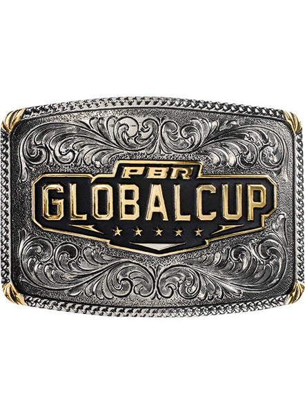 PBR Global Cup Buckle
