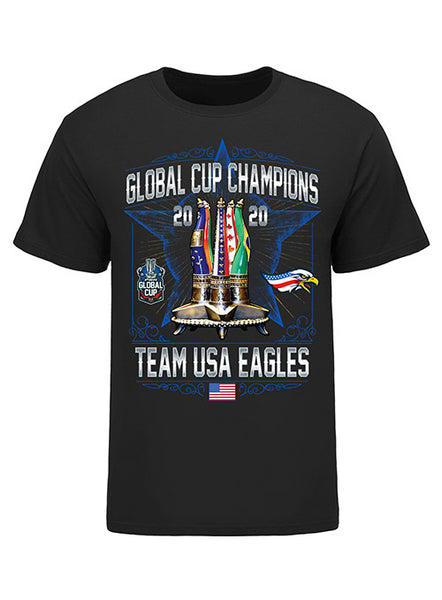 PBR 2020 Global Cup Champion T-Shirt