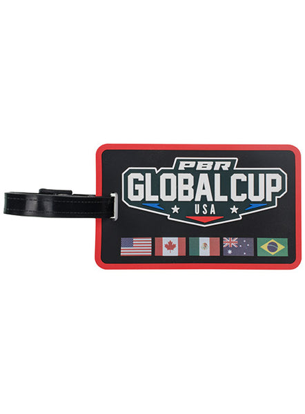 PBR Global Cup Bag Tag