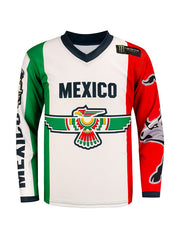 PBR Global Cup Mexico Sublimated Youth Jersey