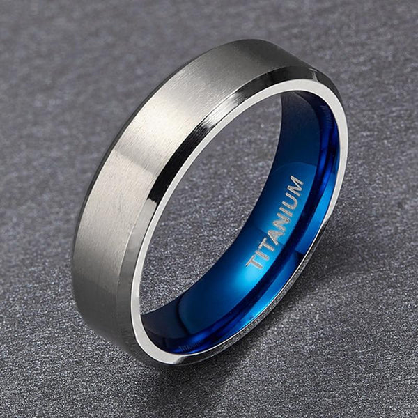 mens promise rings - personalized custom male ring gift