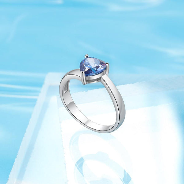 sterling silver promise rings for her