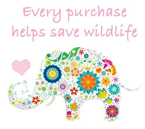 5767324bcbfd Jewelry That Gives Back - Proceeds Help Save Elephants – Just Promise Rings