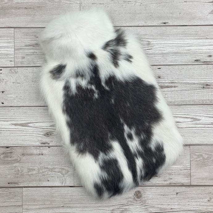 Photo of Real Rabbit Fur Luxury Hot Water Bottle 150-1