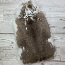 Luxury Fur Hot Water Bottle Rabbit Fur - 247-1