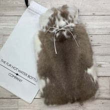 Luxury Fur Hot Water Bottle Rabbit Fur - 247-2