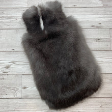 Luxury Real Fur Hot Water Bottle - Large - #250 - Premium