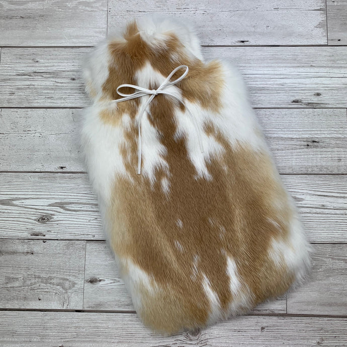 Luxury Fur Hot Water Bottle - Large - #251 - Premium/1