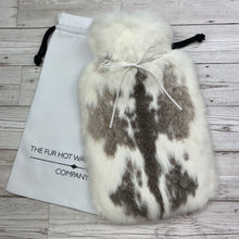Luxury Fur Hot Water Bottle - Large - #194 - Premium/1