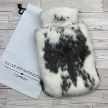 Photo of a designer hot water bottle 158-2