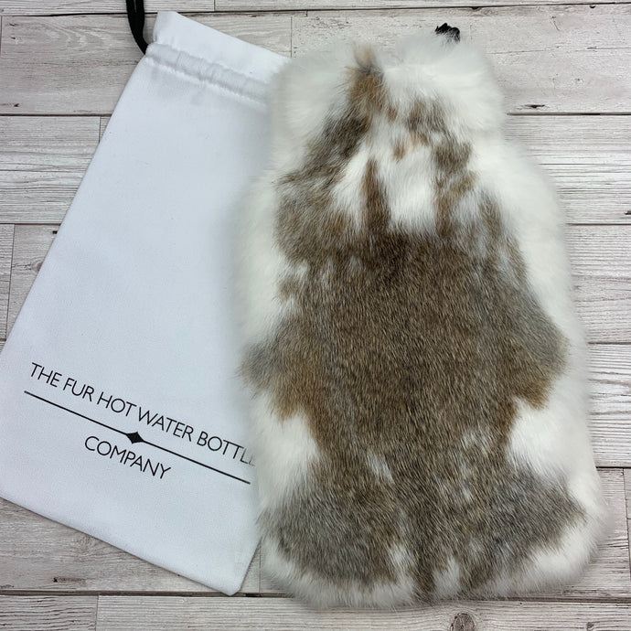 Luxury Fur Hot Water Bottle - Large - #240/1
