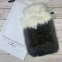 Luxury Fur Hot Water Bottle - Large - #268 - Premium