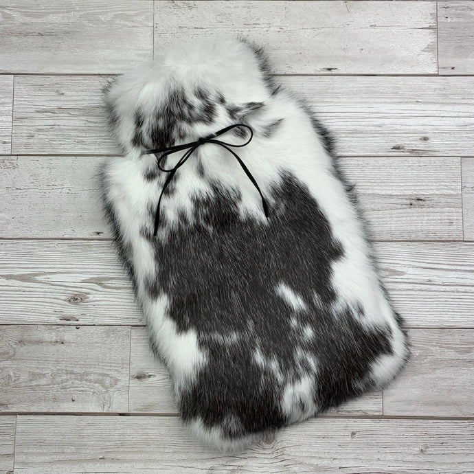 Luxury Fur Hot Water Bottle - Large - #166/1