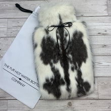 Luxury Fur Hot Water Bottle - Large - #207/3