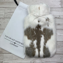 Luxury Fur Hot Water Bottle - Large - #231/2