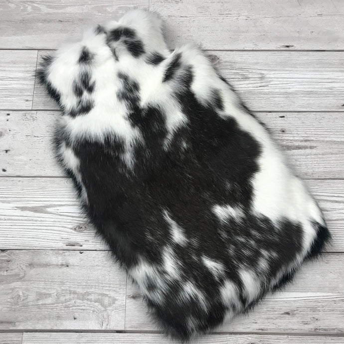 Real Fur Hot Water Bottle #130 image 1