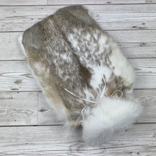 Rabbit Fur Luxury Hot Water Bottle - #138 - photo 2