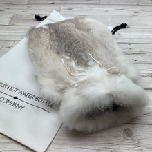 Luxury Fur Hot Water Bottle - Large - #170