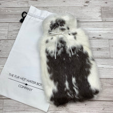 Luxury Rabbit Fur Hot Water Bottle - Large - #180/3