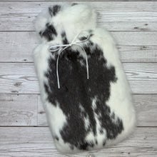 Luxury Real Fur Hot Water Bottle - Large - #210
