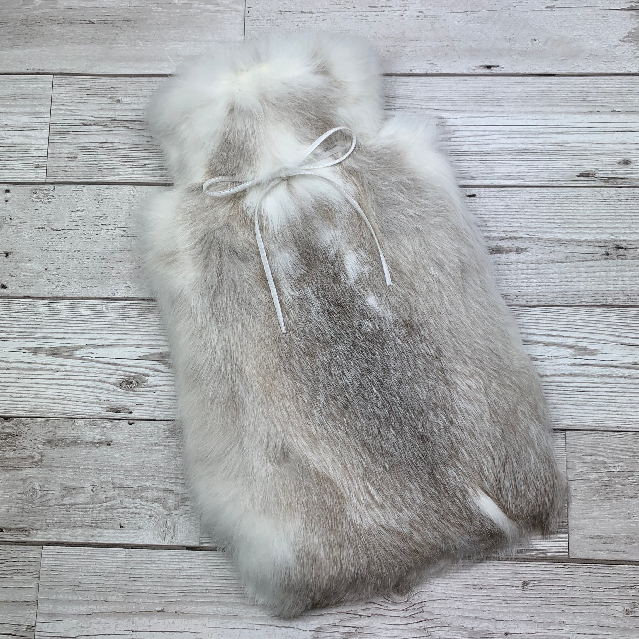 Luxury Fur Hot Water Bottle - Large - #170 - Premium/1