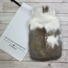 Deluxe Rabbit Fur Hot Water Bottle - 242/1