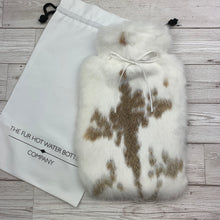 Luxury Fur Hot Water Bottle - Large - #183/2