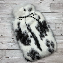 Luxury Rabbit Fur Hot Water Bottle - Large - #171/3