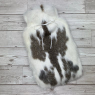 Luxury Real Fur Hot Water Bottle - Large - #193