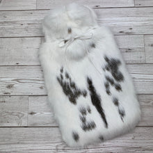 Real Fur Hot Water Bottle - Large - #196/3