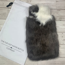 Real Fur Luxury Hot Water Bottle - Large - #266 - Premium