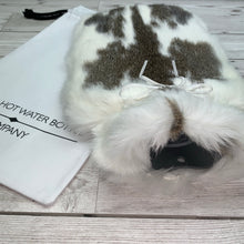 Luxury Real Fur Hot Water Bottle - Large - #193/3