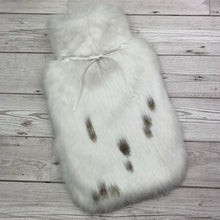 Luxury Fur Hot Water Bottle - Large - #218/3
