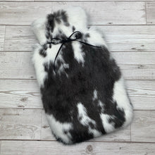 Rabbit Fur Hot Water Bottle - Large - #162/3
