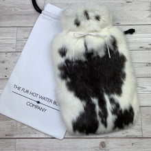 Luxury Real Fur Hot Water Bottle - Large - #221/1