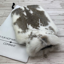 Real Fur Hot Water Bottle - Large - #211/2