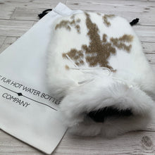 Luxury Fur Hot Water Bottle - Large - #183/3