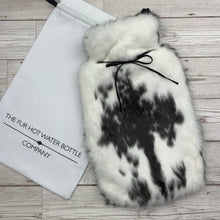 Luxury Rabbit Fur Hot Water Bottle - #243/3
